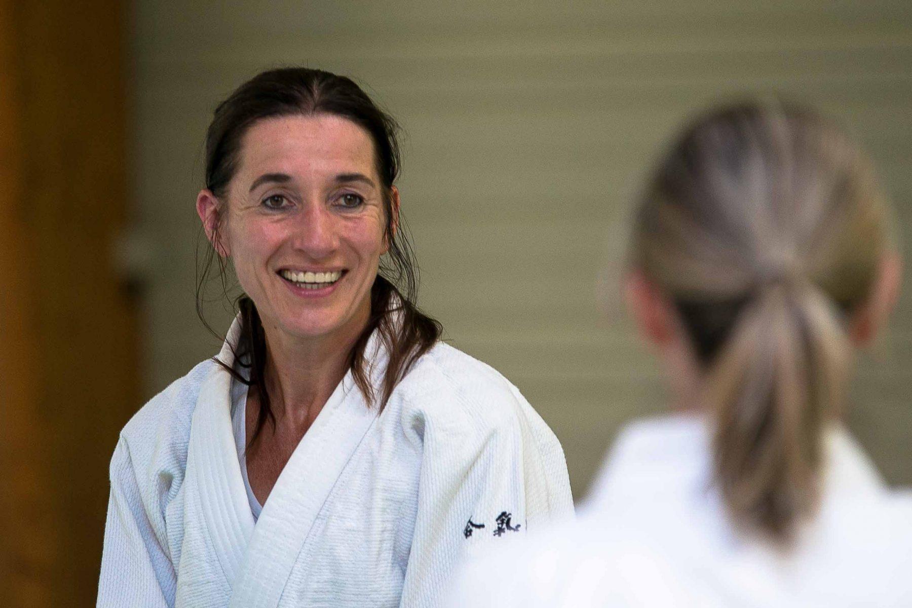 L'aïkido : un art martial aussi pour les femmes !